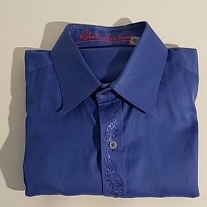 Robert Graham Dress/Casual L/S Button Down  Shirt